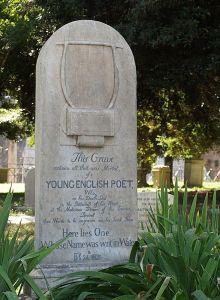 Keats Tomb