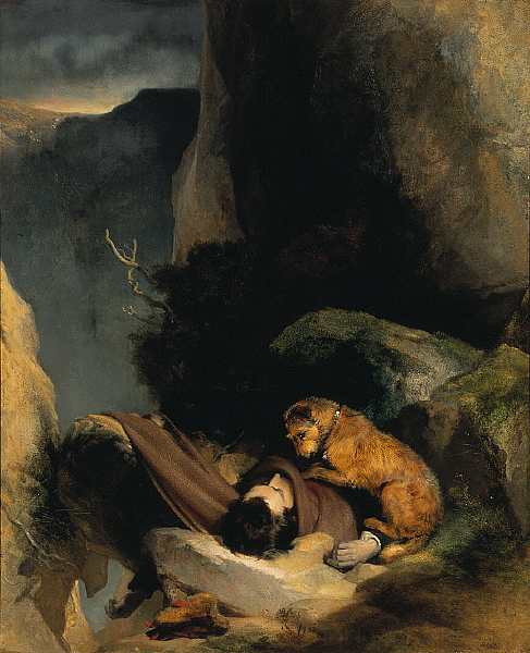 edwin henry landseer 19th century britain s foremost animal painter mimi matthews. Black Bedroom Furniture Sets. Home Design Ideas