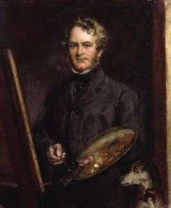 Landseer Self-Portrait