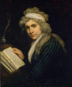Mary Wollstonecraft John Opie Tate Museum
