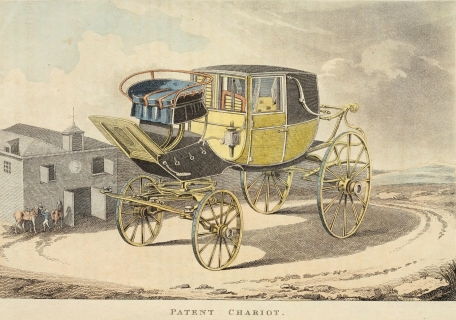 Patent Chariot 1809