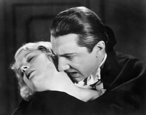 Bela Lugosi as Count Dracula in Dracula, 1931.