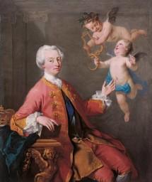 Federick, Prince of Wales, 1735