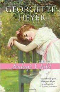 Friday's Child by Georgette Heyer, 1944.