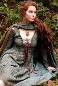 Esmé Bianco as Ros in Game of Thrones, 2011-2013. Ros is a character who is not in the books.