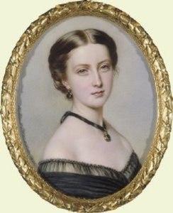 Princess Helena by Anton Hähnisch, 1861. (Royal Trust Collection.)