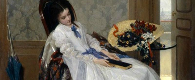 After a Walky by Gustave de Jonghe