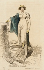 Morning Dress, 1812.