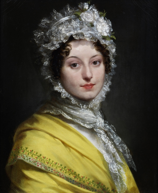 Louise de Guéhéneuc, duchesse de Montebello by Pierre-Paul Prud'hon, early 19th century.