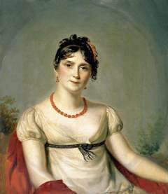 Portrait of the Empress Josephine by Firmin Massot, 1812.