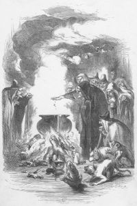 The Incantation from The Lancashire Witches, 1848.