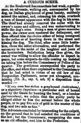 Bedfordshire Mercury , July 22, 1865.