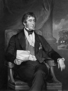 Gilbert Elliot-Murray-Kynynmound, 2nd Earl of Minto, 1850.