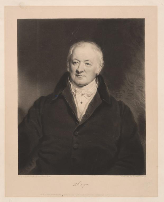 James Scarlett, 1st Baron Abinger, 1836.