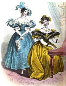The Court Magazine and Belle Assemblée, 1833.