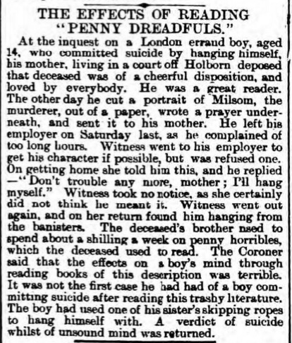 Dundee Courier, June 17, 1896.