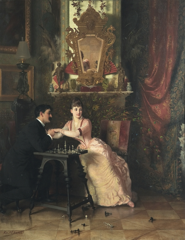 The Proposal by Knut Ekwall, 1880s.