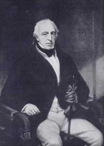 The Honourable Hugh Elliot, 1752-1830. (Father of Edward Elliott.)