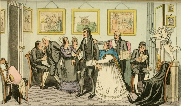 Trial of Rev. Edward Irving, 1823.