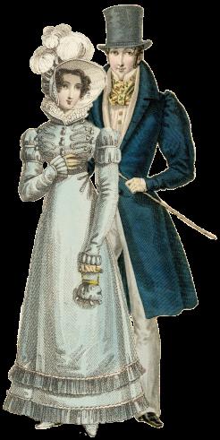 1820s-couple