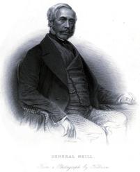 Brigadier General Neill, 1859.
