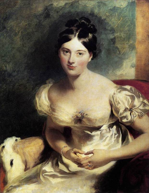 maguerite gardiner countess of blessington by sir thomas lawrence 1821