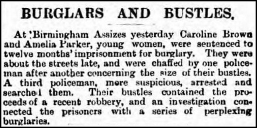 Sheffield Daily Telegraph, August 2, 1888.