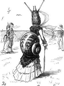 Punch, 1870.