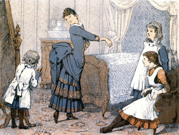 Punch, 1885.