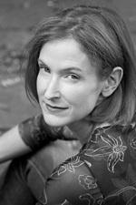 Stephanie Barron. Photo credit: Marea Evans.