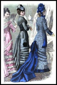 Godey's Lady's Book, 1878.