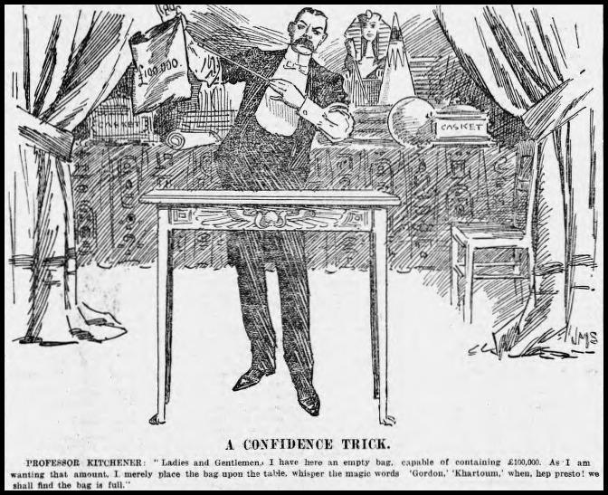The 19th Century Confidence Man