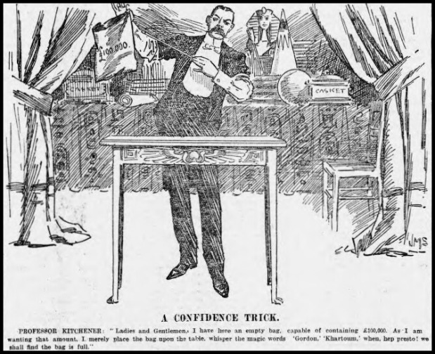 A Confidence Trick by J.M. Staniforth, 1898