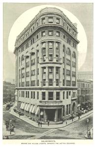 Delmonico's, New York, 1893.