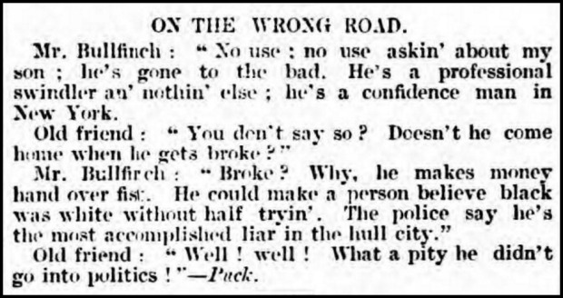 Canterbury Journal, Kentish Times and Farmers' Gazette , September 13, 1890.