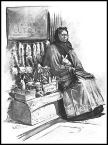 The Rabbit Woman, St. Nicholas Magazine, 1899.