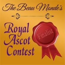 Beau Monde Royal Ascot Finalist Badge