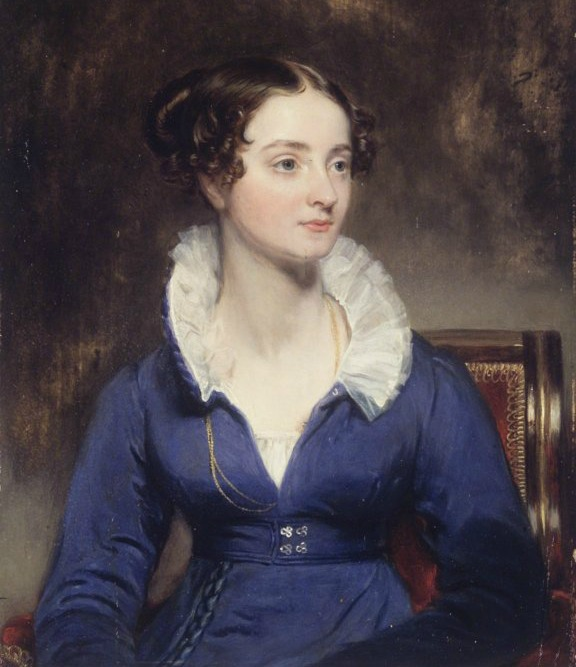 Portrait of a Woman by Henry Inman, 1825.(Brooklyn Museum)