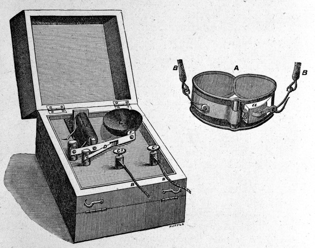 The Electric Alarum for Treatment of Masturbation, 1887. (Image via Wellcome Library CC BY 4.0)