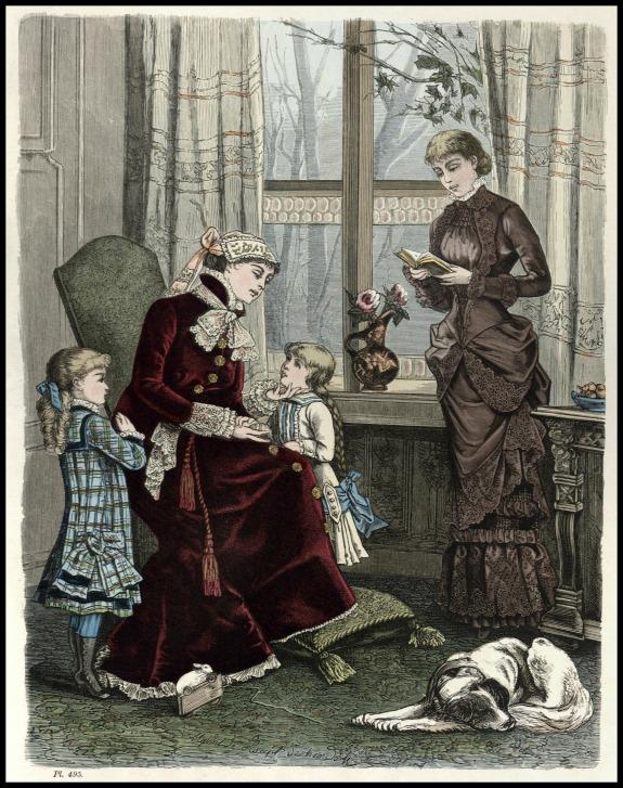 Freja Magazine, 1882.