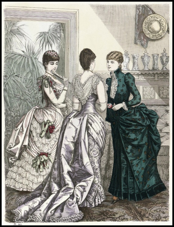 Illustration, Freja, 1884