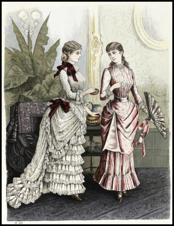 Freja Magazine, 1883.