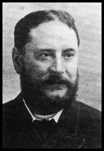 Jerome Caminada, 1890.