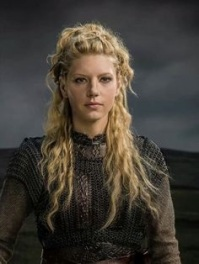 Lagertha from Vikings.