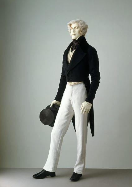 1845-1853 Trousers.(Victoria and Albert Museum)