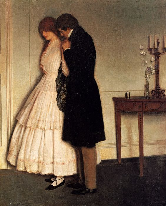 Persuasion by Leonard Campbell Taylor, 19th Century.