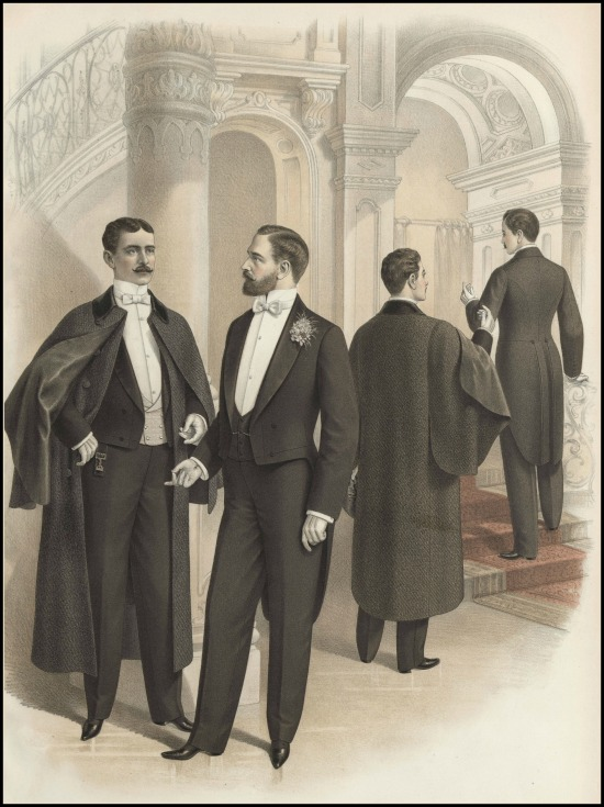 The Sartorial Art Journal, 1894.