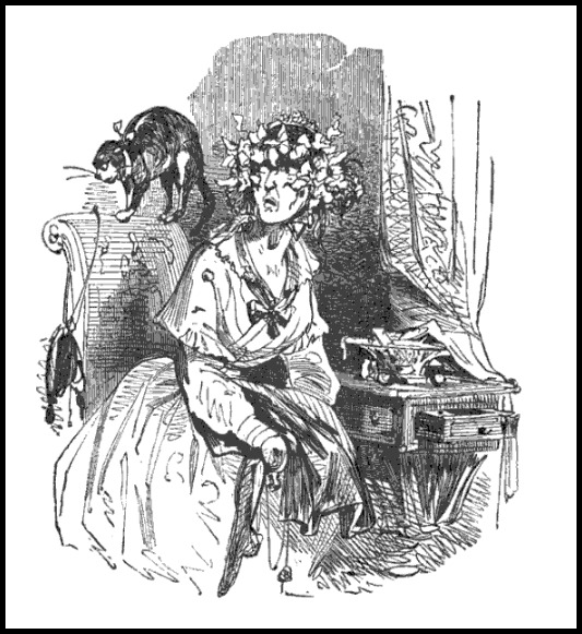 A Poetical Ruin, The Lover's Poetic Companion and Valentine Writer, 1875.